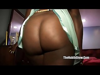 Chocolate sexy Armani chocolate fucked by hairy Arab