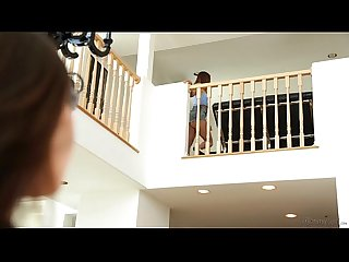 Step mom mercedes carrera and jenna sativa lesbian fun