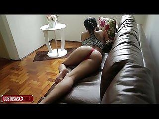 PADRASTO FILMA ENTEADA S� DE CALCINHA NA SALA