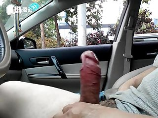 Beijing dick flash in car 20160707