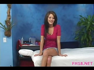 Gorgeous 18 year old cuteie gets fucked hard