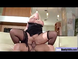 Intercorse on tape with wild busty housewife alura jenson clip 04