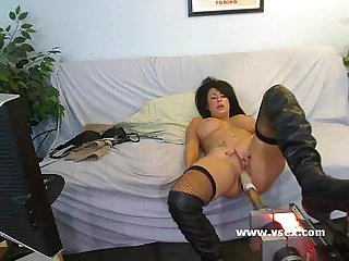 Busty isis monroe live webcam fucking machine