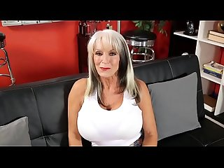 Granny Gets Hardcore Anal on Her 60th Birthday