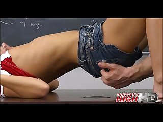 Skinny blonde high school girl fucks the hall monitor innocenthighhd com