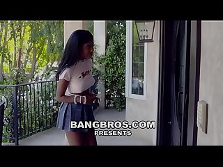 Bangbros naughty black babysitter Daisy cooper gets pounded by eddie jaye