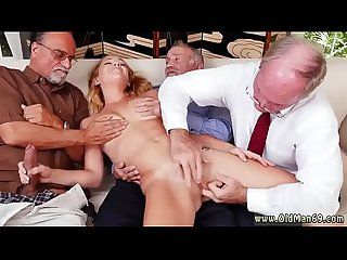 Teen pussy hd frannkie and the gang tag team a door to door saleswoman