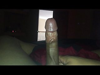 Jerking my dick first thing in morning what u think