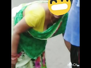 DESPERATE MARATHI SLUT BOOB RACK SHOW