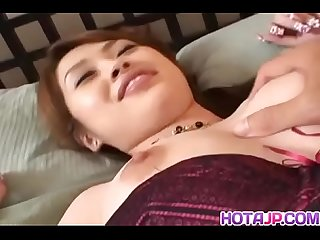 Hikaru Houzuki amazes with sloppy blowjob and dirty sex - More at hotajp com