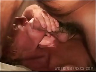 Jack and Vito suck dick