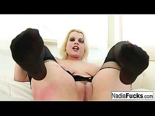 Nadia white gets fucked by ramon nomar