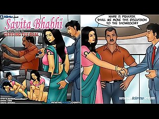 Savita Bhabhi Episode 76 - Closing the Deal