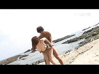 41ticket mai hanano sex on the beach uncensored jav
