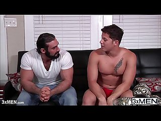 Big hunky man jaxton wheeler accepts nicoli cole sweet ass for his sepdad debt