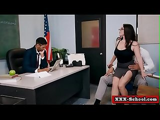 Parent fucking teacher meetings angela white clip 01