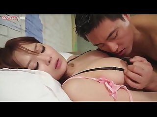 cat3korean.com-Im Hot With A Single-haired Girl In A Mesh