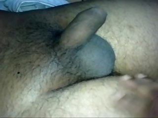 Dick massage for an indian 22 years boy