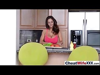 Bang On Cam With Sexy Naughty Cheating Slut Wife (ava addams) mov-09