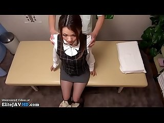Japanese massage goes too far part 1 more at elitejavhd com