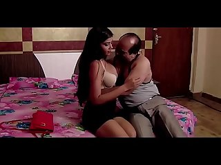 Indian old man sex romance with teen sexi girl