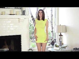 Pacinos adventures busty latina amber hahn dildoing herself