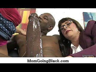 Horny mom fucked by black dude very hardcore scene 21