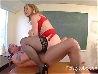 Nina hartley teacher feistytube com