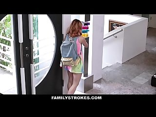 Familystrokes hot european teen seduced by creepy uncle