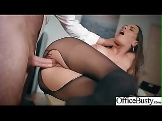 Hot naughty girl lpar mea melone rpar with big boobs fucks in Office Mov 19