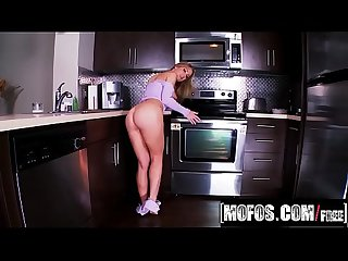 Dat Ass Looks Good Enough to eat video starring Angela Sommers - Porn video Mofos.com