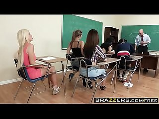 Brazzers - Big Tits at School - (Alexis Ford) (Johnny Sins) - Teaching..