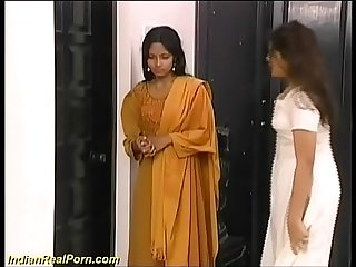 Young soapy indian teen