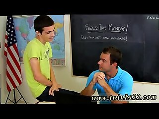 Teen gay porno brandon lee gorgeous teacher Cameron kincade gets a