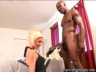 Blonde Wifey Desires The BBC