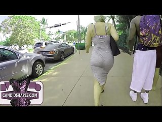Milf Walking Dress See Trough