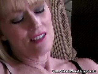 Cyber sex with stepmom