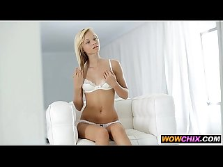 Barely legal blonde stunner 1 001