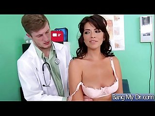 Intercorse Between Doctor And Sexy Horny Slut Patient (ava dalush) clip-08