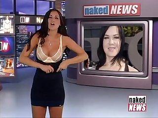 Rachelle wilde naked news 11