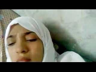 Arab sex in white hijab 2015 asw1084