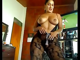 Mature south american cams period