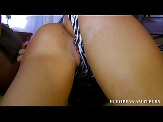 Sexy girl pussyfucked