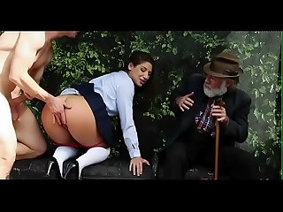 Adorable honey casts a spell with her wild cowgirl riding