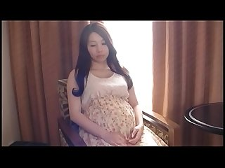 asian pregnant Creampie compilation
