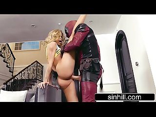 Deadpool XXX Parody - Starring Flexible Jessa Rhodes