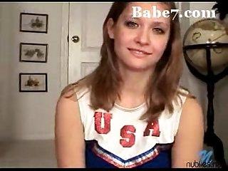 sara cheerleader