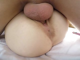 BARELY LEGAL 4K CLOSE UP - BANGING SMALL ASS OF ASIAN SLUT
