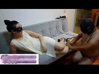 Chinese femdom 402