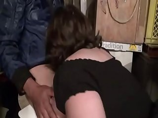 French bbw florence ganganged in all holes